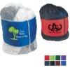 Mesh reusable produce drawstring bag(TGB-YT-DS57)