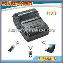 58mm receipt mini bluetooth printer (Provide SDK, support 40mm paper roll)
