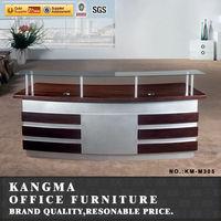 new design modern reception front desk counter (M305)