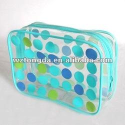 Appealing Toiletries PVC Hand Bag