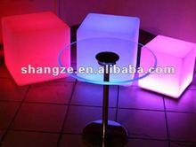 Newly design flash LED illuminated furniture