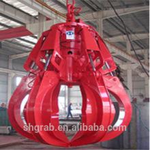 0.25t Hydraulic orange peel grab of excavator global services