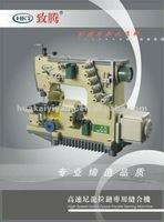 High speed nylon zipper sewing machine manufacturer in China