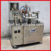 manual tube filling and sealing machine for BB cream tube filler&sealer manufacture