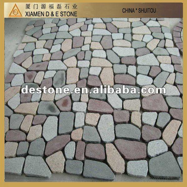 Malla de granito adoquines adoqu n piedras adoquines for Adoquines de granito