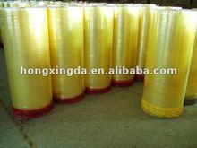 2012 high quality jumbo roll of BOPP tape