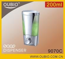 WALL MOUNT LIQUID SOAP DISPENSER MJ9070C (200ML)