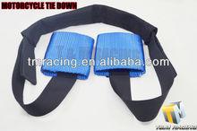 Motorcycle Handlebar tie-down strap
