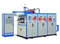 pp/ ps/ hips/ pet التلقائية عالية السرعة كأس بلاستيك ماكينة الأسعار مع أقصى عمق 180mm، 35strokes/min