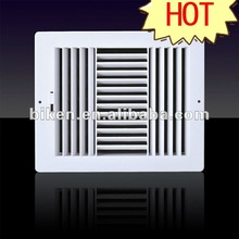 10X6 3way plastic air vent grill