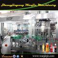 Suave automática de llenado de bebidas de la planta, bebidasgaseosas que hace la máquina