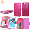 New arrival for iphone 6 case, for iphone 6 wallet leather case