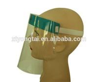 Disposable eye shield, protective safety eyewear for surgery splash
