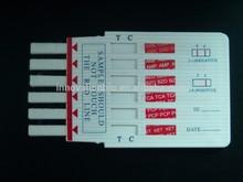 Medical rapid test kits rapid test drug 6-panel test,CE marked