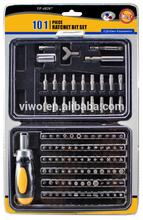 101pcs multi function screwdriver bits set, rachet set, bits set