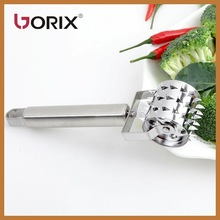 Manual Hand-held Stainless Steel Rolling Steak Tenderizer