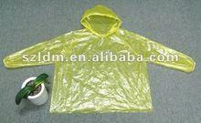 transparent rain suit/coat----rain cape