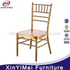 Good Quality Steel Chiavari Chair XYM-ZJ04