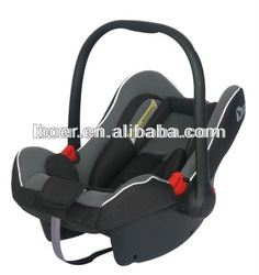 Baby car seat/infant car seat/baby carrier car seat for Group 0+(0-13 kgs) with ECE R44/04 certificate