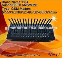NEW arrival ! 16 ports GSM/GPRS modem edge/gprs/gsm wireless modem