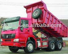 howo 6x4 371hp volcado de camiones para la venta