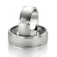 factory price titanium latest design hot selling wedding rings and wholesale moroccan wedding rings
