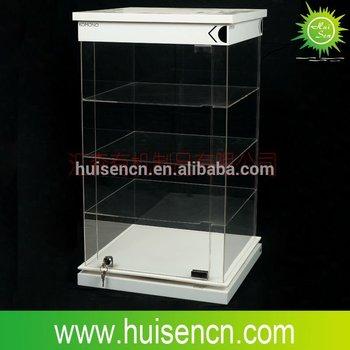 Hot Sale customizable clear acrylic display case