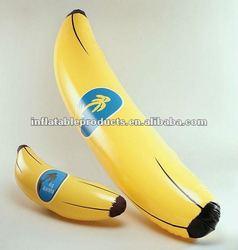 pvc inflatable banana /fruit