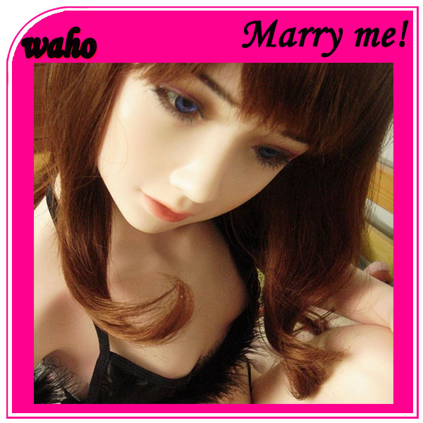 2014 custom-made sex product silicone mini sex doll for adults