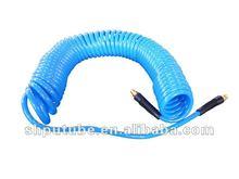 Flexible air Polyurethane RECOIL/PU COIL TUBE/PU recoiled hose
