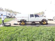 TOYOTA LAND CRUISER 4500 track system snow wheather