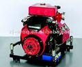 De seguridad contra incendios bj-20a-2 equipo eléctrico de la bomba de combustible