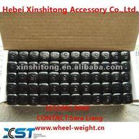 motorcycle adhesive wheel balancer