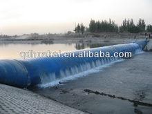 Seamless rubber dam