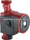 Hot and cold water circulation pump