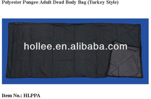 Polyester Adult Dead Body Bag (Turkey Style)