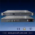 Catv. numérique. tête- fin flux ts récepteur satellite fta