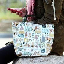 Cartoon style waterproof shoulder bag / handbag