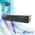 Ad alta velocità HD/SDTV ricevitore terrestre compatibile con standard DVB-T2