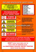 P1007 Solas Safety and Traning Poster