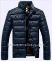 Moda hombres chaqueta de invierno