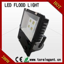 china supplier Factory price LED flood light, 200w high lumen outdoor led flood lighting