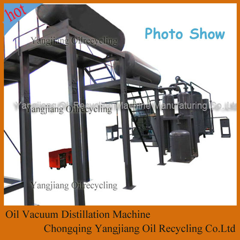 Used Motor Oil For Sale Oil Re Refining Plant View Oil Re Refining Yangjiang Product Details