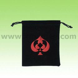 Promotion Newest Drawstring Velvet Gift Bag