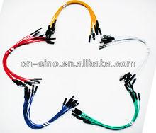 1pcs Dupont Wire 15cm Cable Line 10 Colors Connector 1P-1P for Testing
