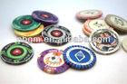 10g custom design ceramic poker chip/casino poker chip