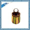 trucioli di legno cesto di legno appeso paniere