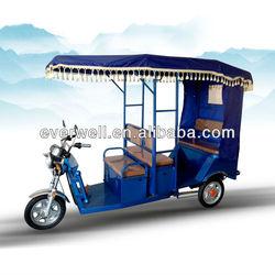 e rickshaw for india market