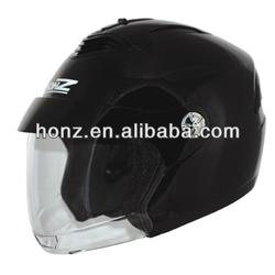 ECE half helmet for motorcycles
