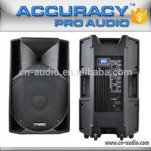 "Professional 15"" Plastic DJ Cabinet Powered Speaker CSW15AU(300W)"